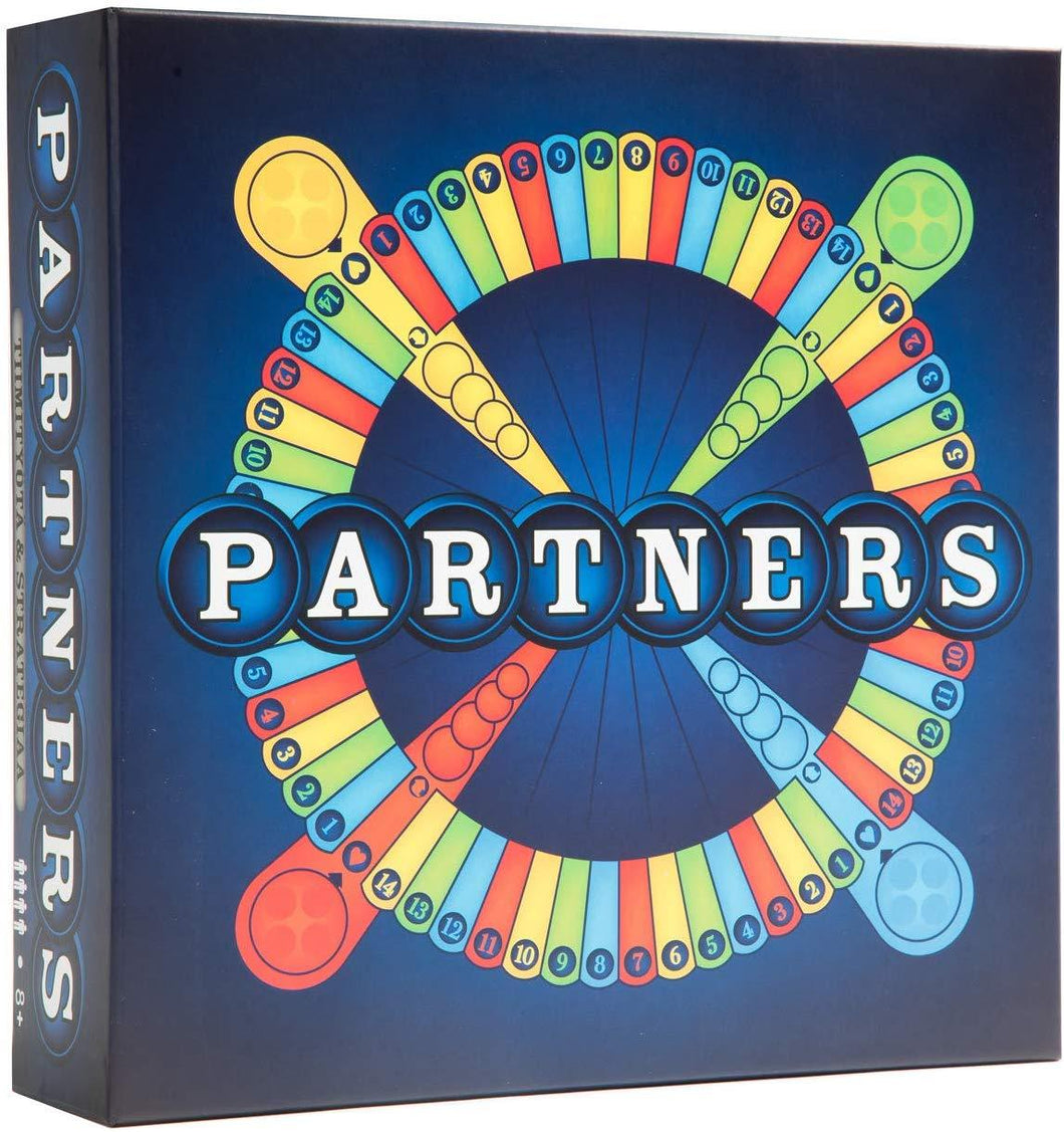 Partners Board Game - English Edition - Kickstarted Games