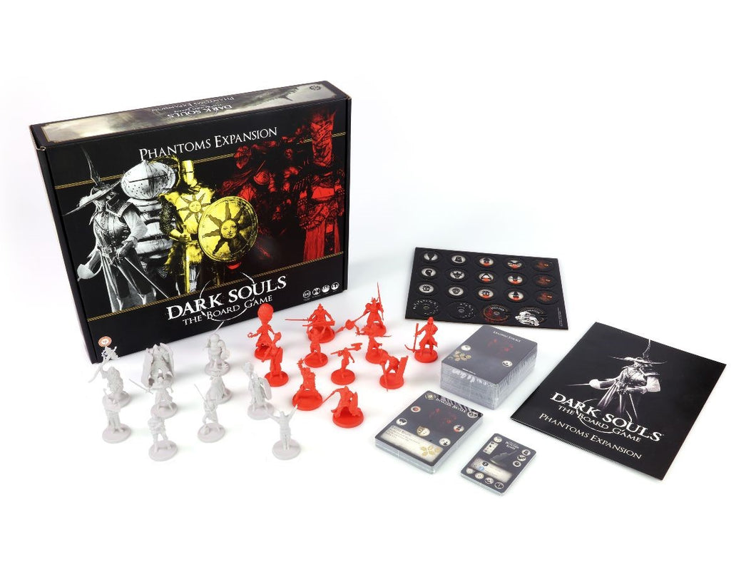 Dark Souls Board Game: Phantoms Expansion - Kickstarted Games