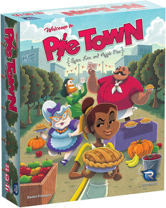 Pie Town | Renegade Game Studios - Kickstarted Games
