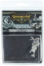 Load image into Gallery viewer, Warmachine | Retribution of Scyrah PIP3509 Arcanist Solo Model Kit | Privateer Press - Kickstarted Games