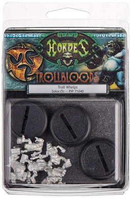 Hordes | Trollbloods PIP71040 Troll Whelps Solos (5) Model Kit | Privateer Press - Kickstarted Games