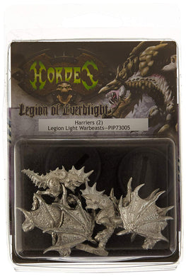 Hordes| Legion of Everbright PIP73005 Harriers (2) Legion Light Warbeasts Model Kit | Privateer Press - Kickstarted Games