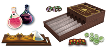 Load image into Gallery viewer, potion explosion board game contents