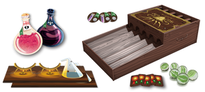 potion explosion board game contents