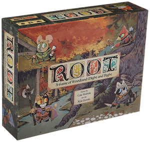 Root: A Game of Woodland Might and Right | Leder Games - Kickstarted Games