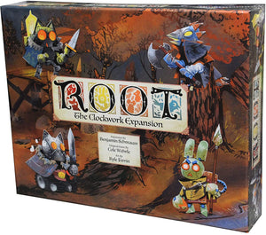 Root: The Clockwork Expansion - Kickstarted Games