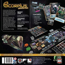 Load image into Gallery viewer, Scorpius Freighter Board Game - Kickstarted Games