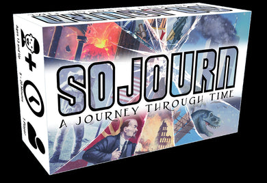 Sojourn A Journey Through Time Solo Solitare Game | Wyvern Games - Kickstarted Games
