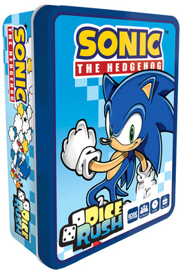 Sonic The Hedgehog Dice Rush Game | IDW Games - Kickstarted Games