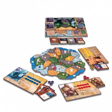 Spirit Island Core Board Game | Greater Than Games - Kickstarted Games