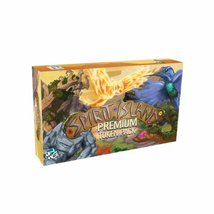 Spirit Island Premium Token Pack Component Upgrades - Kickstarted Games