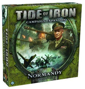 Tide of Iron: Normandy Campaign Expansion - Kickstarted Games