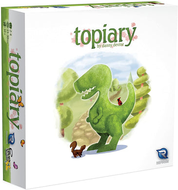 Topiary Tile Placing Game - Kickstarted Games