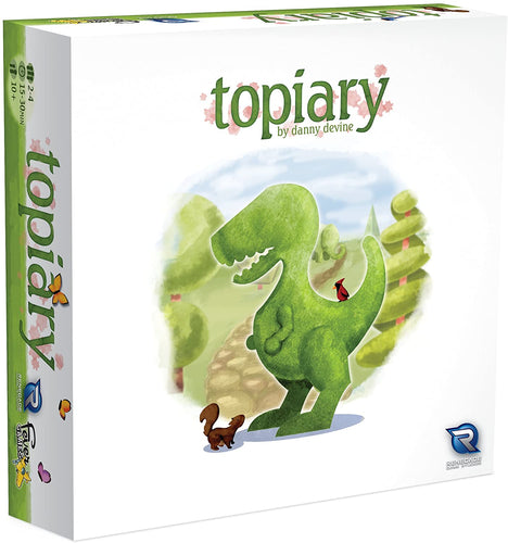 Topiary Tile Placing Game - BLACK FRIDAY - Kickstarted Games