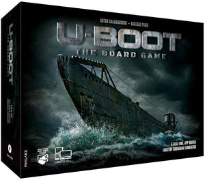 U-Boot: The Board Game | Ares Games - Kickstarted Games
