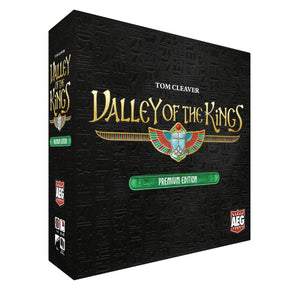 Valley of the Kings Premium Edition Board Game | AEG Games (PREORDER) - Kickstarted Games