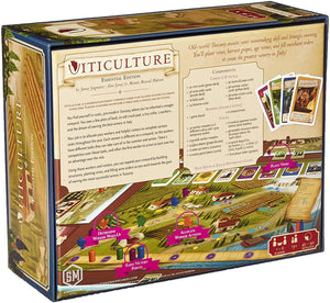 Viticulture Essential Edition | Stonemaier Games - Kickstarted Games