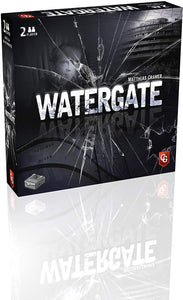 Watergate Board Game - Kickstarted Games