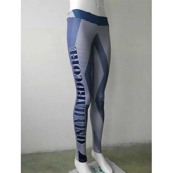 Sports Elastic Women Pants