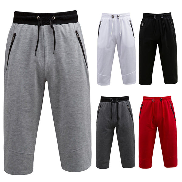 Men Sports Soft Shorts
