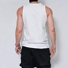 Gym Sleeveless Tank Top