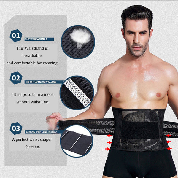 Body Calorie Burning Belt