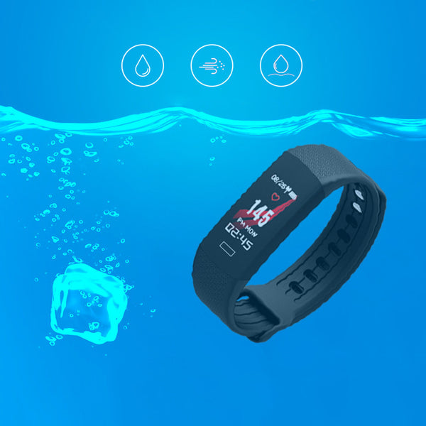 Smart  Pedometer Wristband