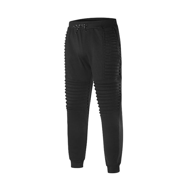 Fashion Sport Solid Drawstring Pant