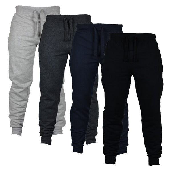Mens Fashion Autumn Sweatpants