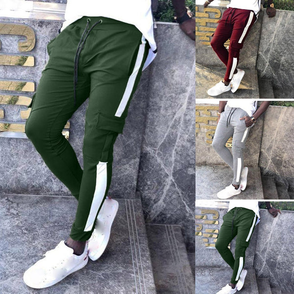 Mens Autumn Joggers
