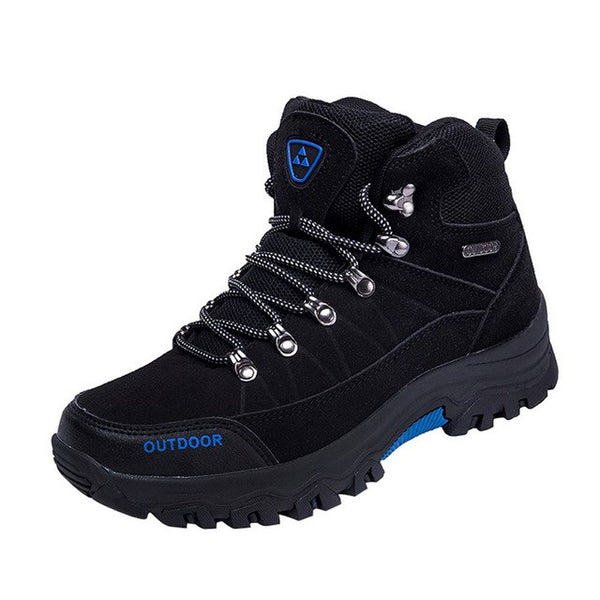 Outdoor Men Sneakers Waterproof