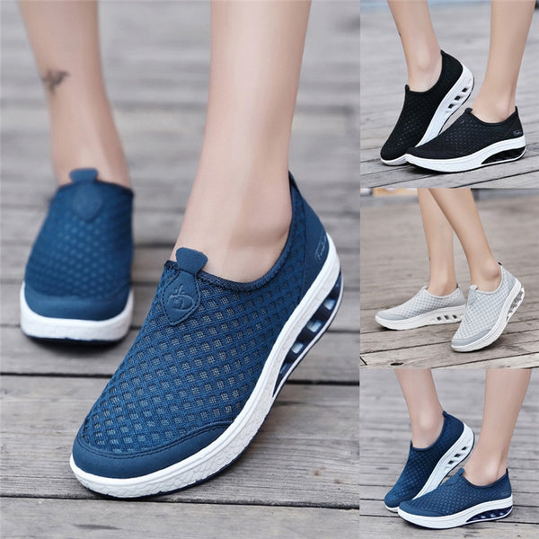 Women's Athletic Walking Shoes