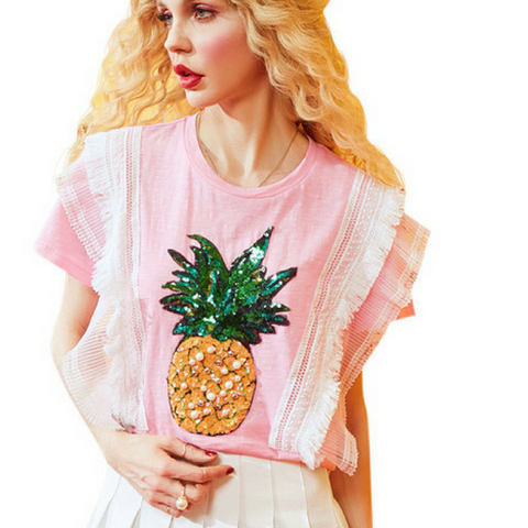buy pineapple top fashion