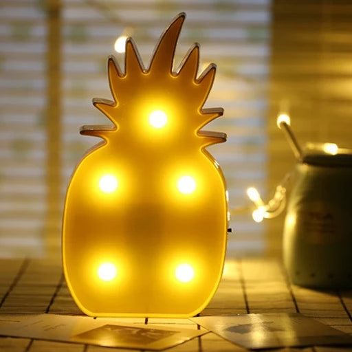 Pineapple Special Lamp