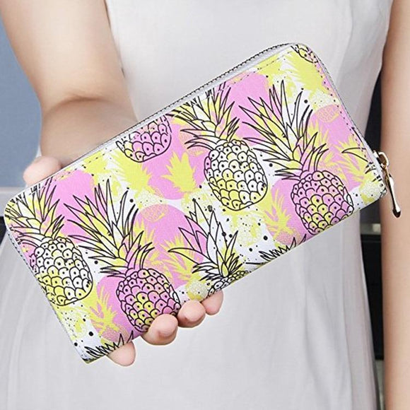 shop pineapple wallets