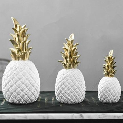 shop pineapple home decor