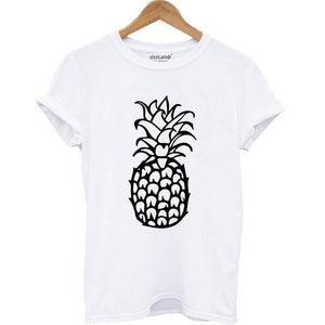 shop pineapple t-shirts