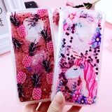 Dream Of Pink | Glitter Phone Case