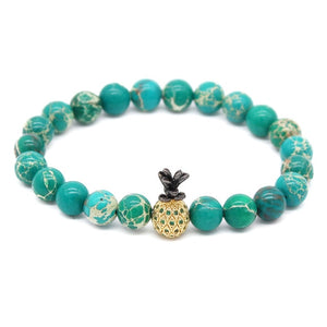 Turquoise Water | Natural Stones Bracelet