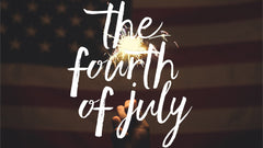 Fourth of July 2016 - Week 1