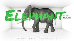 The Elephant in the Room: Facing Fears of Generosity - Week 2