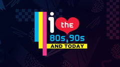 I Love The 80s, 90s and Today - Week 1
