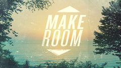 Make Room Trailer