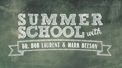 Summer School 2014 - Week 2