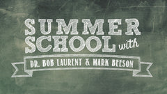 Summer School 2014 - Week 1