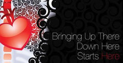 Bringing Up There Down Here Starts Here Audio Bundle