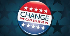 Change We Can Believe In, Week 2 - Count Me In