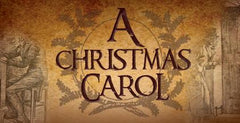 A Christmas Carol, Week 1 - Tripped up by the Ghost of Christmas Past