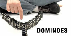 Dominoes Video