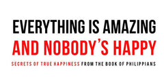 Everything Is Amazing! And Nobody's Happy. Graphics